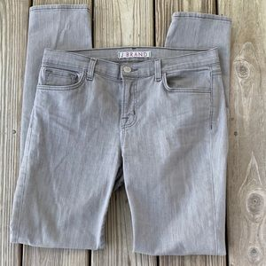 J. Brand Skinny Leg Jeans
